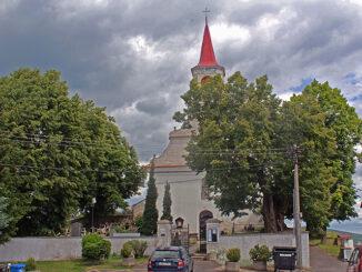 Fotografie: kostel sv. Barbory
